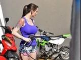 Biker Babe Boobnanza