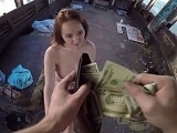 Hot Teen Gets Offered For Some Quick Cash