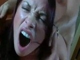 I Destroyed Her Tiny Pussy With My Giant Cock 