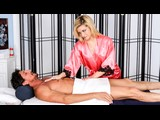 Sexy Milf Gives Massage and Fucks Hard