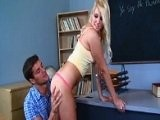 Schoolgirl Fuck Teacher for Better Grade